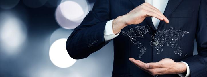 ASD représentation carte du monde