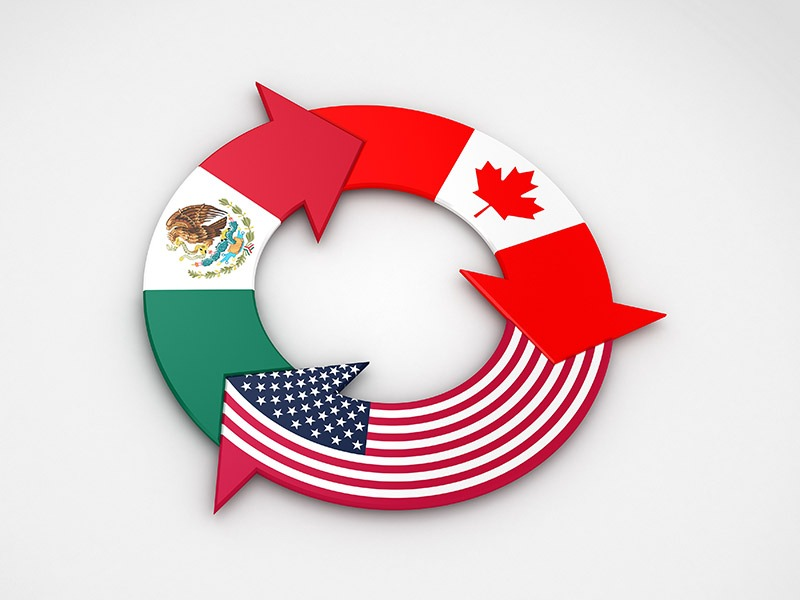 A new free trade agreement : the USMCA replaces the NAFTA