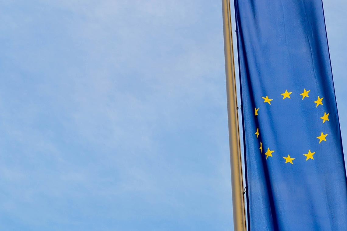Sazby DPH platné od 1. ledna 2021 v Evropské unii a ve Velké Británii