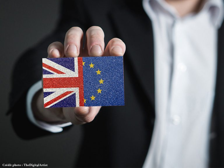 Brexit immatriculation à la TVA anticipée au Royaume Uni