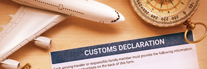 ASD operation douanière