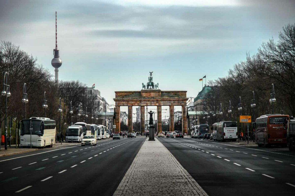 Germany - Change regarding supplies of goodswith installation