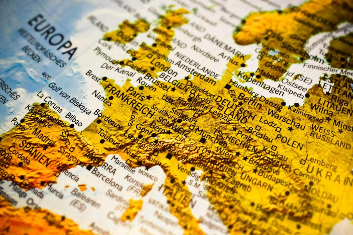 European Union - VAT rates applicable as from 1 January 2021